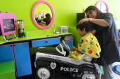 Haircuts for boys at Katy