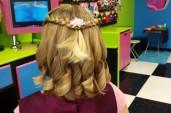Haircuts for girl at Katy