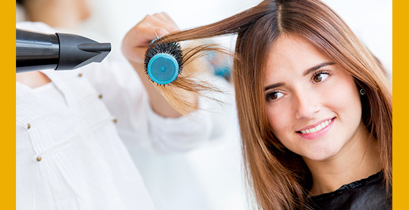 Ladies haircuts and beauty Salon at Katy and Houston